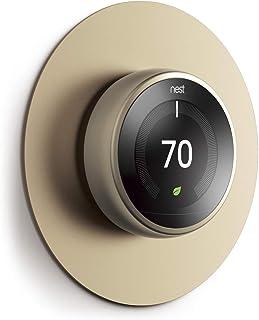 elago Wall Plate Cover Plattenabdeckung Kompatibel mit Google Nest Thermostat 1. 2. 3...