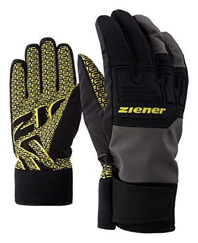 Ziener Erwachsene GARIM AS(R) Glove Alpine Ski-Handschuhe, magnet, 8 (M)