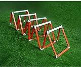 mollynana 5m ad alta intensità 11 rung gioco di gambe koordinationsleiter velocità conducente testa esercita migliori attrezzature per la mobilità di calcio per la formazione di agilità (colore.