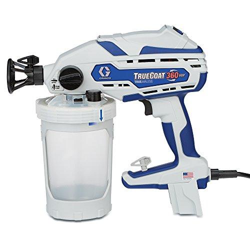 Graco TrueCoat 360 VSP Handheld Paint Sprayer For Small Jobs