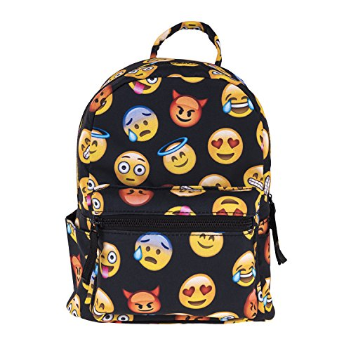 Cool Emoji Backpack for Kids