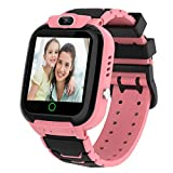ralehong smart watch for kids boys girls, age 3-12 with video recorder & player, music mp3 player,games,camera stopwatch