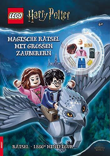 LEGO® Harry PotterTM - Magische Rätsel mit großen Zauberern