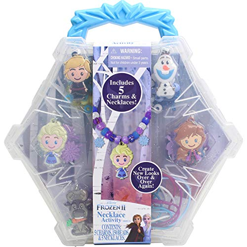 Tara Toys Disney Frozen2 Necklace Activity Set