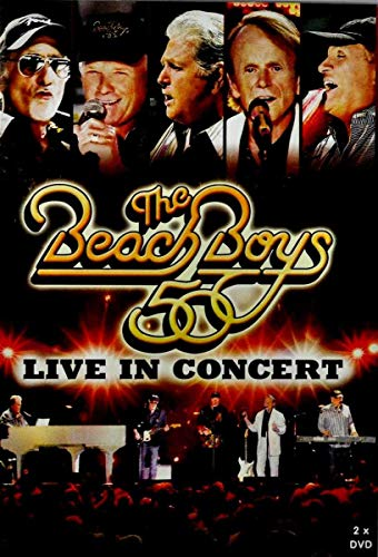 The Beach Boys - 50: Live in Concert [2 DVDs]