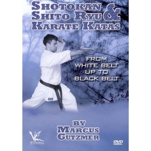 Marcus Gutzmer - Shotokan & Shito Ryu Karate Katas