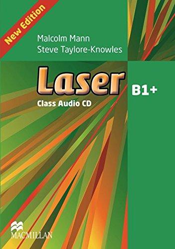 Laser B1+. 2 Class Audio-CDs
