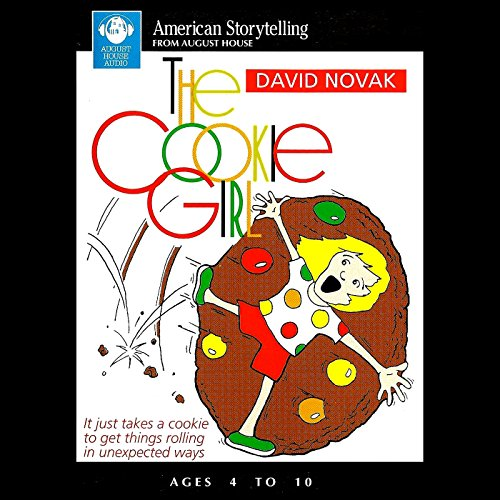 The Cookie Girl audiobook cover art
