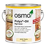 Osmo 3032 - 1 lata de aceite cera (750 ml), color satinado
