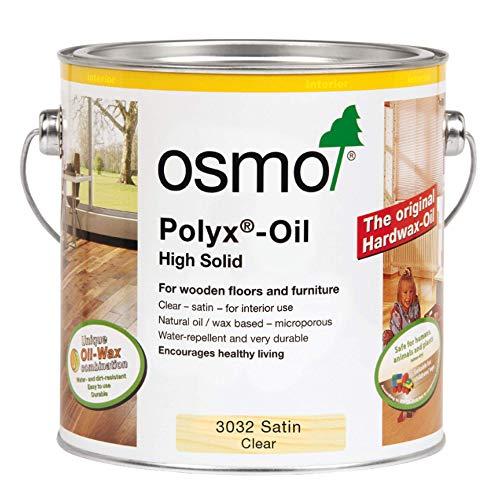 Osmo Polyx Hartwachsöl, Satin 3032, 750 ml