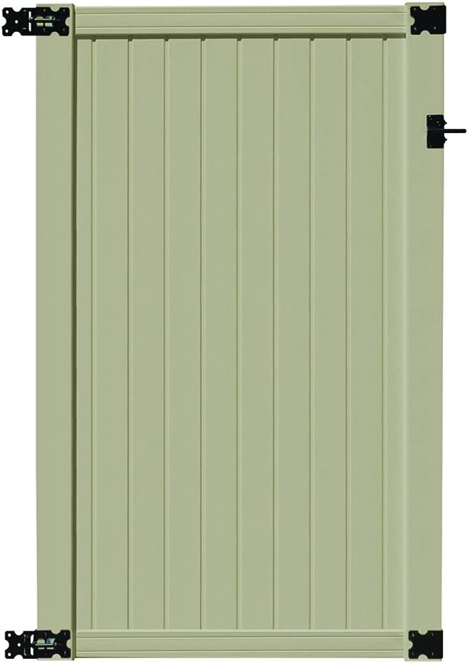 Sixth Outlet sale feature Avenue Building Products Tan Belfast Gate Ranking TOP7 LBP8703