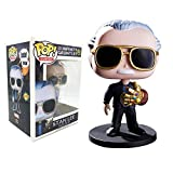 The Avengers Marvel'S Father Funko Pop Stan Lee Stanley Modelo, Regalos, Recuerdos, coleccionables, Manualidades ...