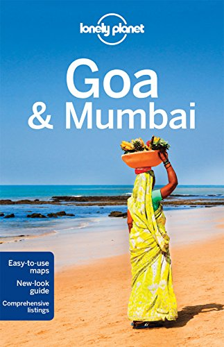 Lonely Planet Goa & Mumbai [Lingua Inglese]