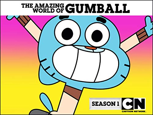 The Amazing World of Gumball, Vol.1