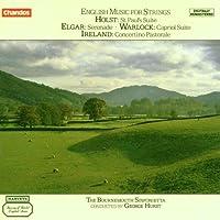 English Music for Strings by EDWARD ELGAR (1992-10-09)