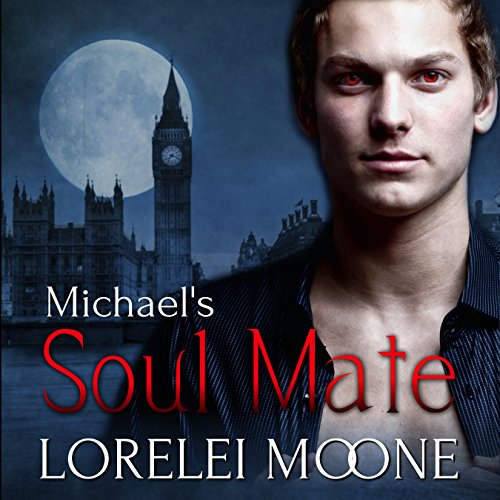 Michael's Soul Mate audiobook cover art