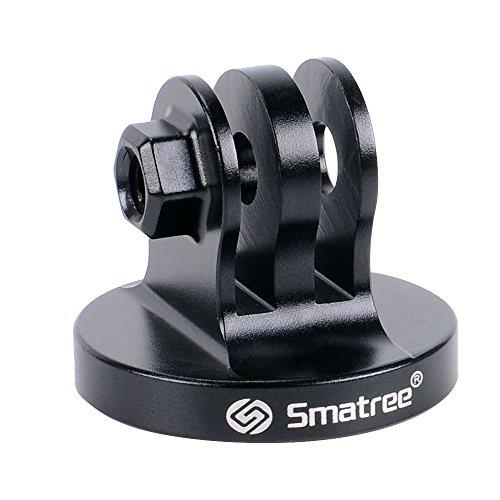 Smatreeアルミ三脚マウントアダプター Gopro Hero 7/Fusion/2018/6/5/4/3+/3/2/1 HDカメラ用