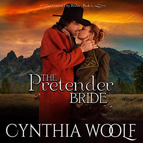 The Pretender Bride     Central City Brides, Book 4              By:                                                                                                                                 Cynthia Woolf                               Narrated by:                                                                                                                                 Beth Kesler                      Length: 5 hrs and 23 mins     20 ratings     Overall 4.6
