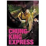 yhyxll Chungking Express película clásica Pintura Pared Arte Cartel impresión Lienzo decoración del hogar Imagen Impresa en lienzo-50x70cm sin Marco