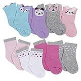 Gerber Girls Socks