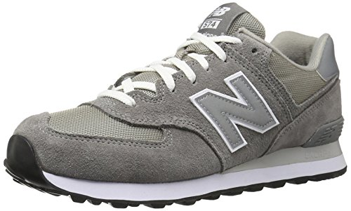 New Balance New Balance Herren 574 Core Low-Top, Grau (M574NBU), 40 EU