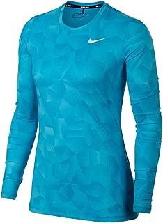 Nike Dry UV Top Knit HO Print Golf Baselayer 2017 Women