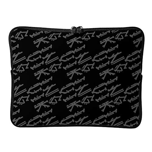 Viking Laptop Bags Funny Normal Scratch Resistant Laptop Briefcase Suitable for School