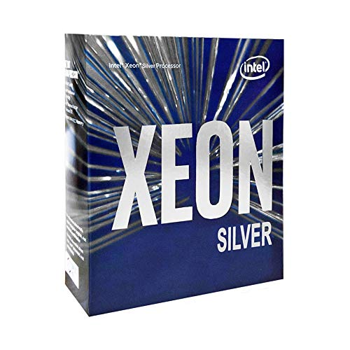 Intel Xeon Silver 4110 8 Core Box - Procesador (2.1GHz, 11.00MB, FCLGA14) Color Azul