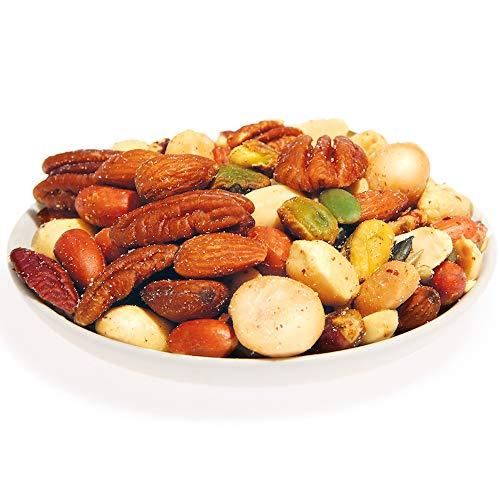 KERNenergie Premium Bar-Mix   Nuss-Snack mit Macadamia Paranüsse Mandeln und mehr   500g