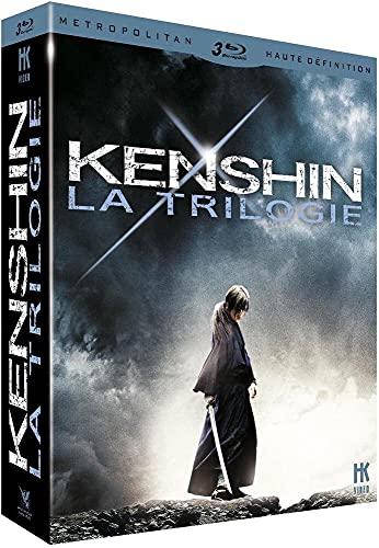 trilogie : Kenshin Le Vagabond + Kyoto Inferno + La Fin de la légende [Blu-Ray]