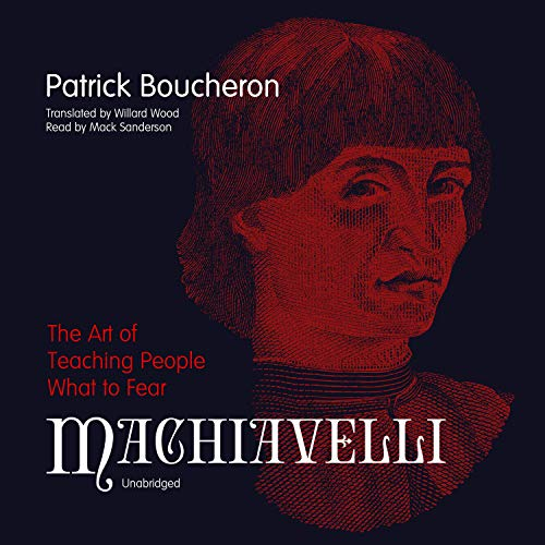 Machiavelli  By  cover art