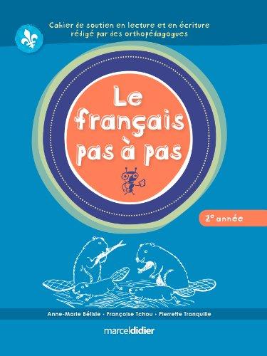 Français pas à pas 2e année (Le)