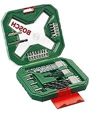 Bosch 34-delige X-Line Classic schroefbit- en borenset (hout, steen en metaal, accessoire voor boormachines)