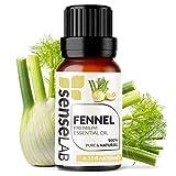 SenseLAB Fennel Essential Oil - 100 % Pure, Natural Fennel Oil Therapeutic...