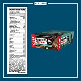 CLIF BUILDERS - Protein Bars - Chocolate Mint - 20g Protein (2.4 Ounce, 12 Count) (Now Gluten Free)
