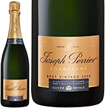 2008 キュヴェ ロワイヤル ブリュット ヴィンテージ ジョセフ ペリエ 正規品 シャンパン 辛口 白 750ml Joseph Perrier Cuvee Royale Vintage