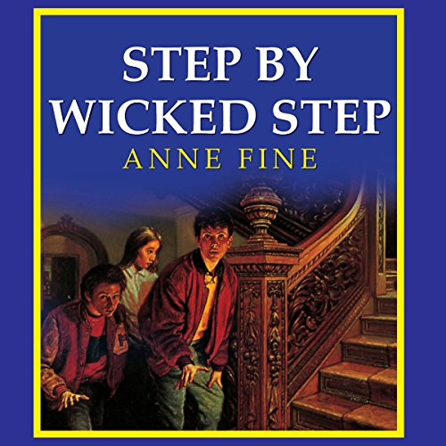 Step by Wicked Step audiobook cover art