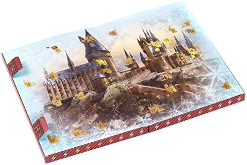 Harry Potter Adventskalender Schmuck Adventskalender silberfarben - 4