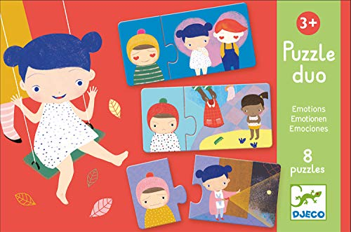 Juegos educativos   Puzzle Duo/Trio, Color Mixto (DJ08152)