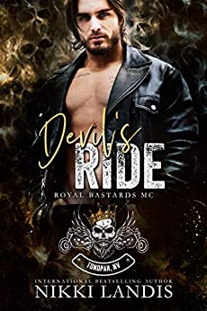Devil's Ride: RBMC Tonopah, NV by [Nikki Landis]
