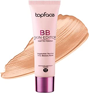 Top-Face BB Skin Editor Matte Finish PT462-01