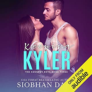Keeping Kyler audiobook cover art