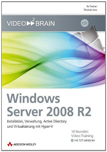 Windows Server 2008 R2 (PC+MAC+Linux)