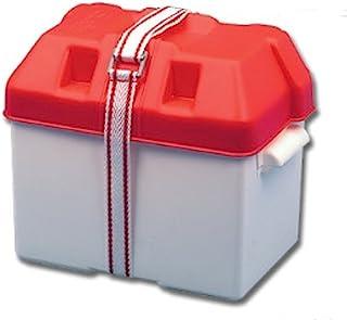 Blanco caja de la batería 270x190x200