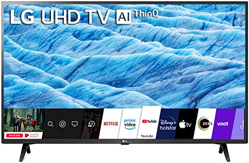 LG 139 cm 4K UHD Smart LED TV