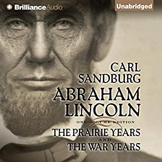 Abraham Lincoln cover art
