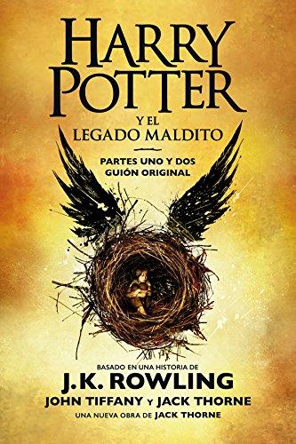 Harry Potter y el legado maldito: El guión oficial de la ...