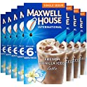 48-Pack Maxwell House French Vanilla Iced Latte Beverage Mix