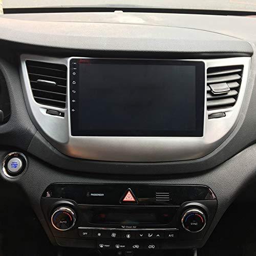 9 pollice Android 10 Lettore DVD Dell'automobile GPS per Hyundai Tucson/IX35 2015 2016 2017 audio autoradio stereo navigatore bluetooth wifi