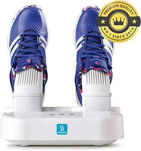 Shoefresh Schuhtrockner | Lösung stinkende Schuhe / nasse Schuhe | schuhdesinfektion / Schuhe desinfizieren | Skischuhtrockner / Schuhwärmer / Stiefeltrockner | Schuhe trocknen